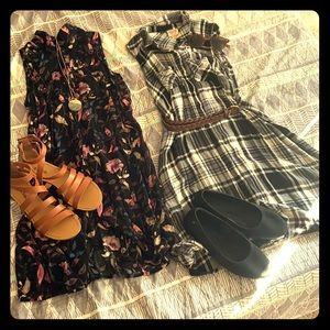 Mossimo || Shirt Dress Bundle 🌸